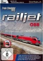 ÖBB Railjet TS2020