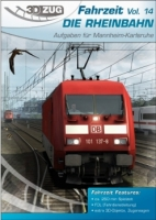 """Fahrzeit Vol.14   """"Die Rheinbahn"""""""