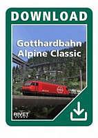 Gotthardbahn Alpine: Erstfeld - Bellinzona